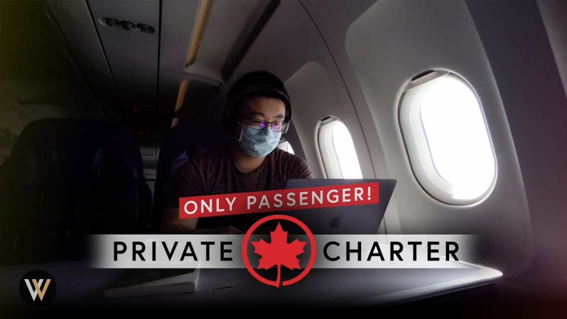 Air Canada's Private Charter