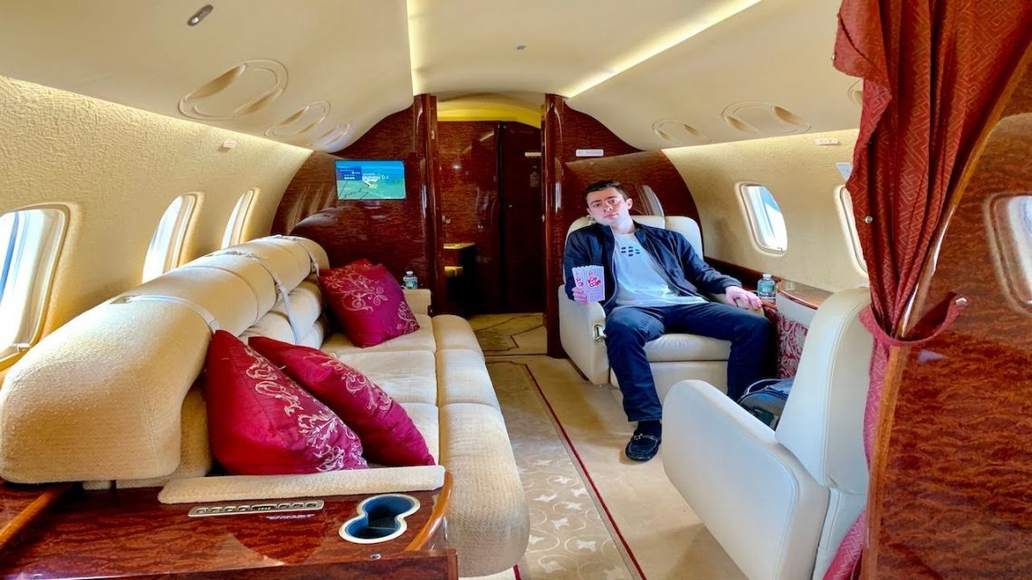 How To Fly on Private Jets For Cheap