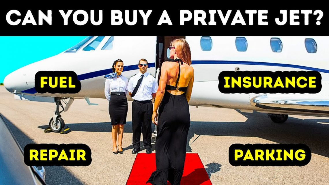 How much it cost to own a private jet?