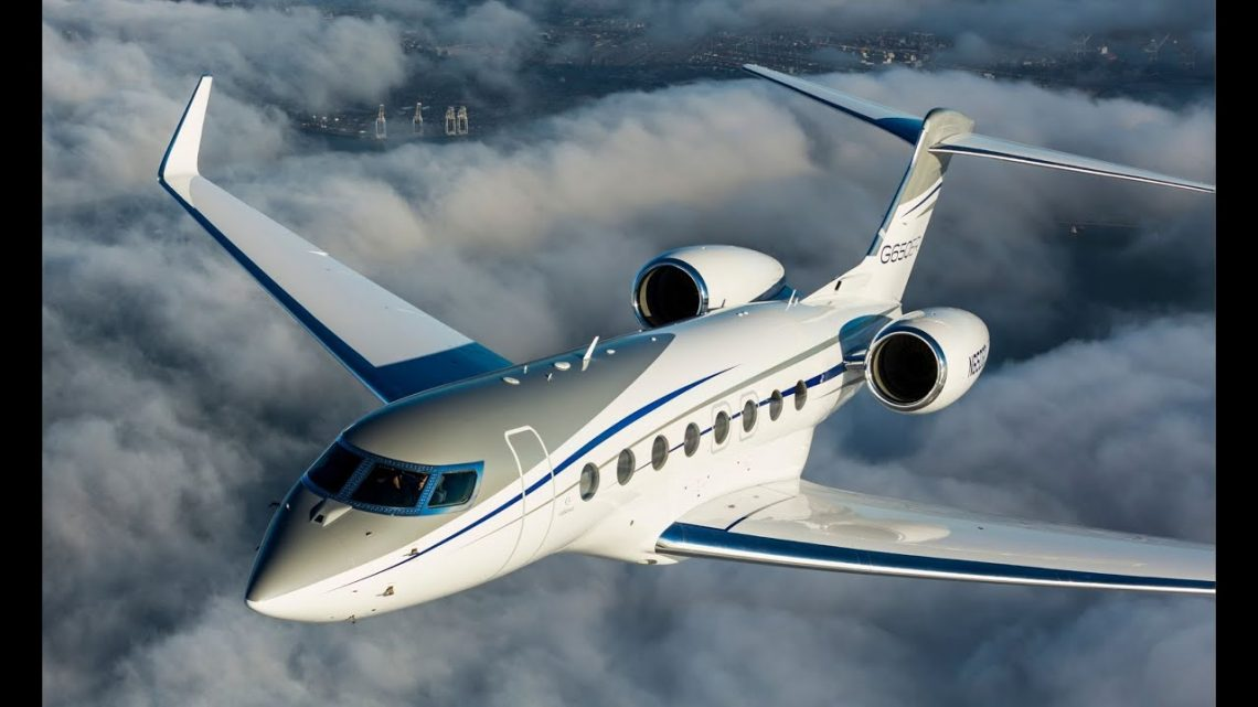 Billionaires Lifestyle – Private Jet visualization with Powerful Affirmations