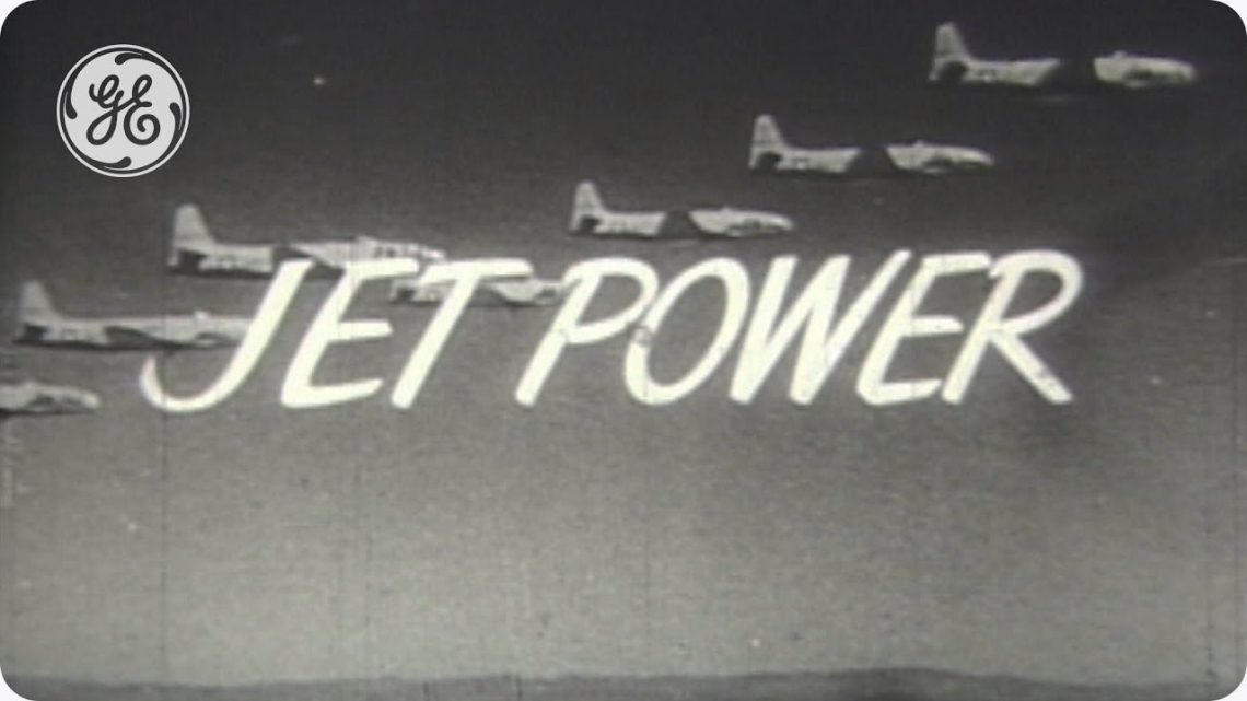 Blast From the Past: The Story of GE's First Jet Engine