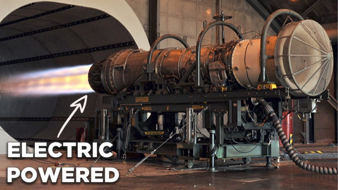 Electric Plasma Jet Engine: The End Of Aviation FOREVER