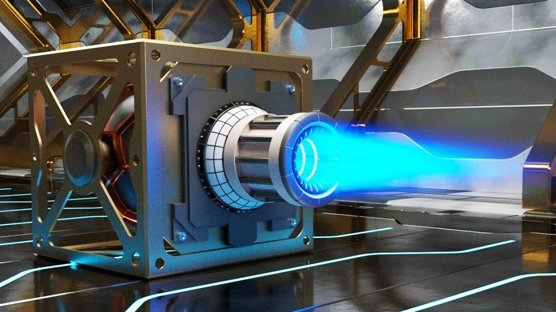 Electric Plasma Jet Engine: The Future Of Air Travel Explained!