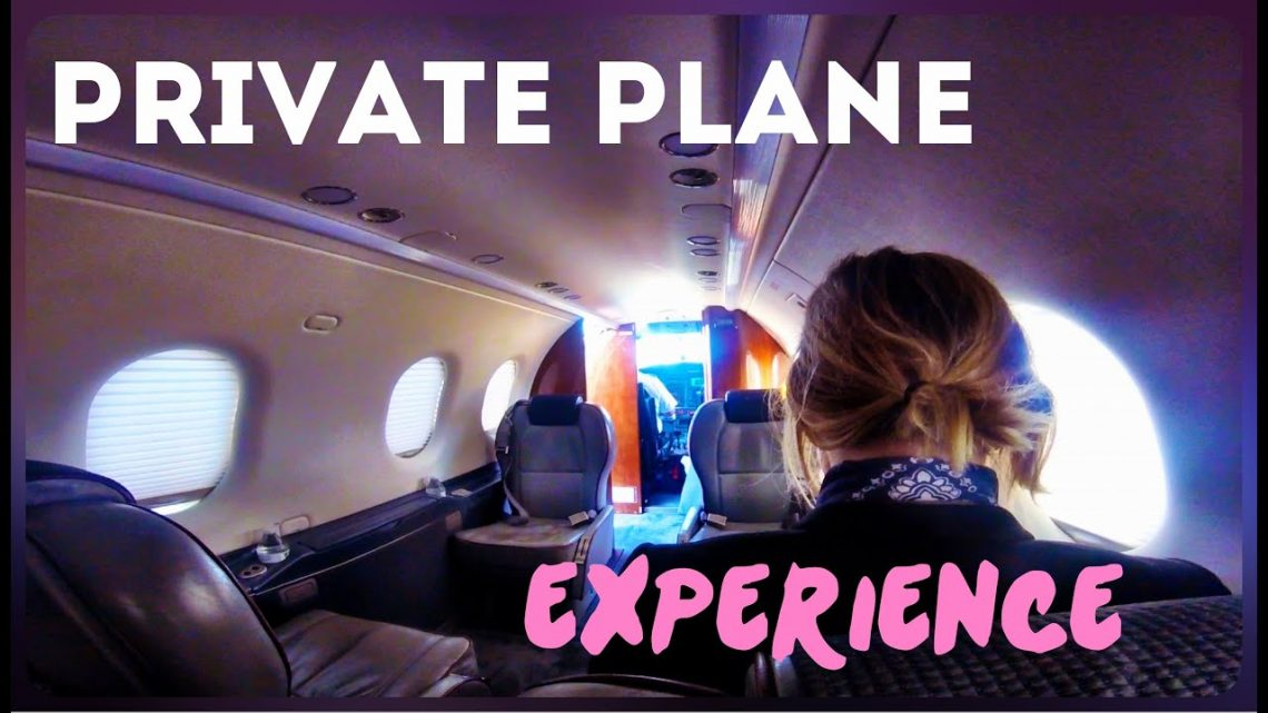 """""""Private Plane"""" Experience with Boutique Air!"""