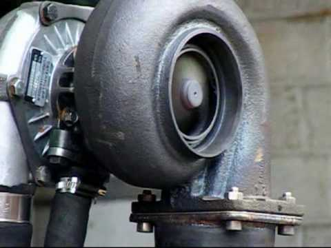 Building Jet Engine from Turbo – my history of turbojet testing