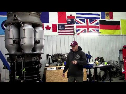 Combustion Pressure: Jet Engine Mistakes 1