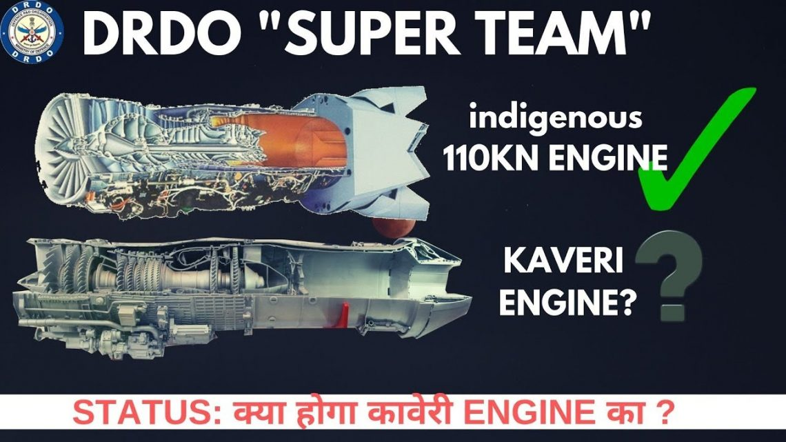 DRDO Plans to Build a 110KN LB, DCI jet Engine for MWF and AMCA