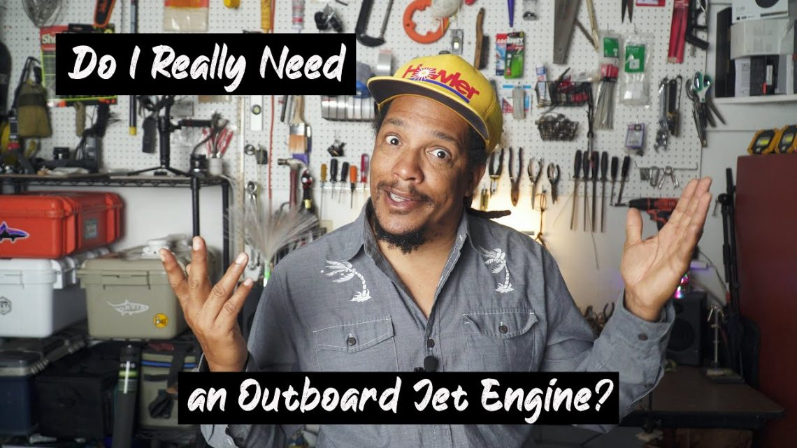 What's the Deal with Outboard Jet Engines?