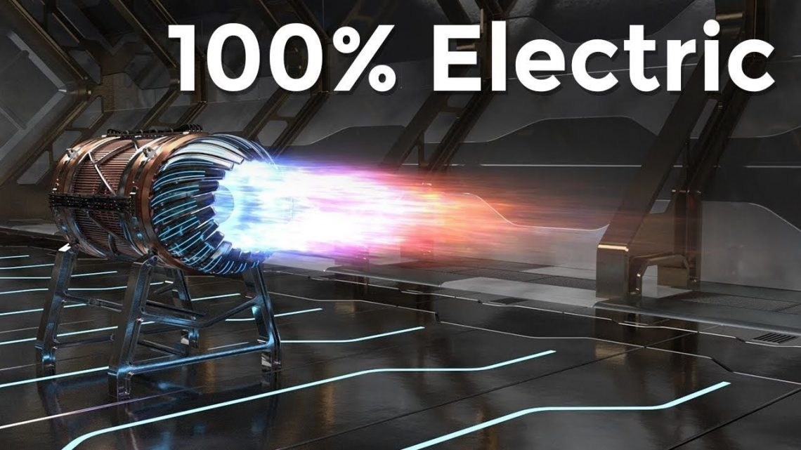 China's New Electric Plasma Jet Engine: The Future Of Air Travel
