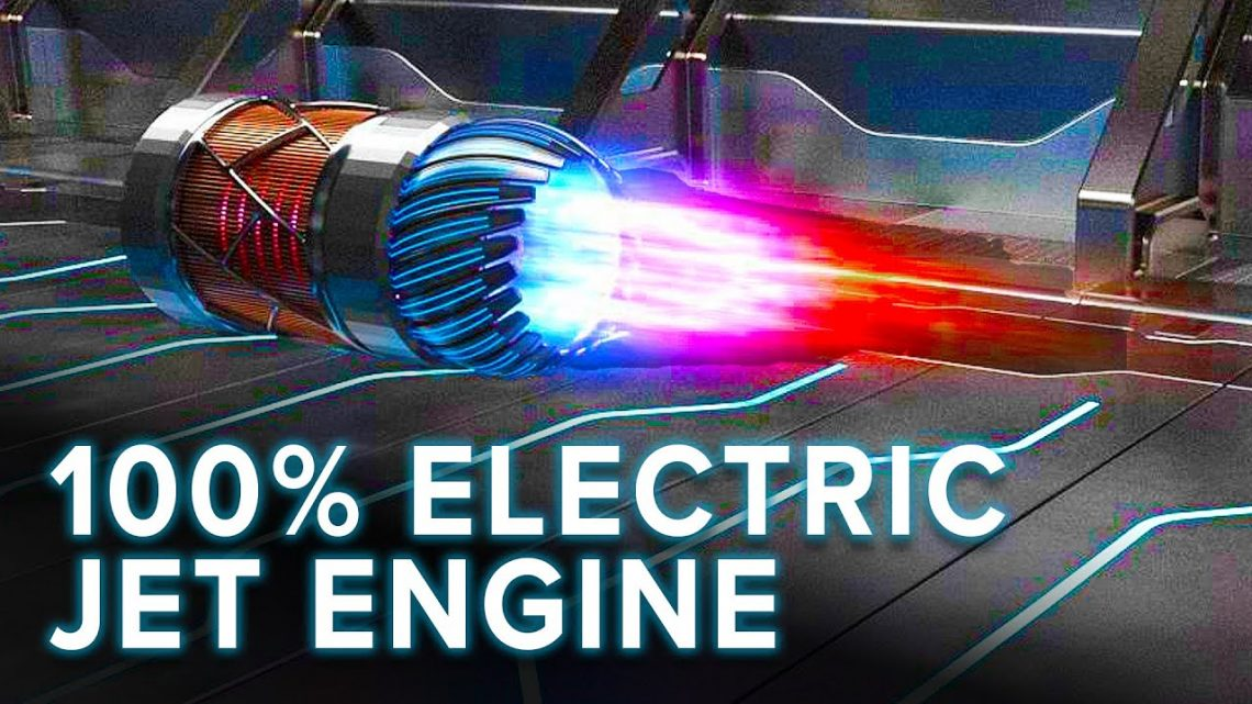 China's electric plasma jet engine is the future of aviation