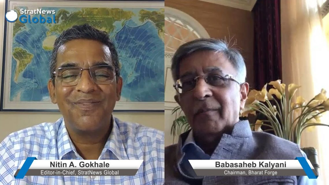 My Dream Is To Make A Jet Engine For Indian Air Force: Bharat Forge Boss Baba Kalyani