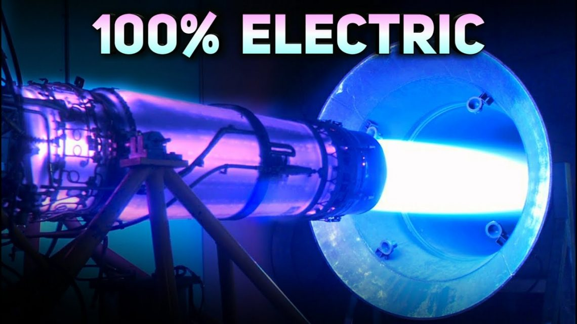 Electric Plasma Jet Engine: Will Air Travel Change Forever?