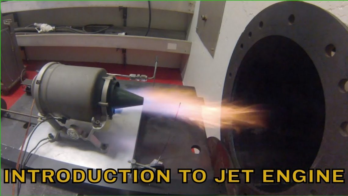 How a jet engine works in Hindi
