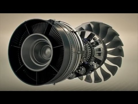 New generation Russian jet engine PD-14, for MC-21 airliner (Eng. subtitles)