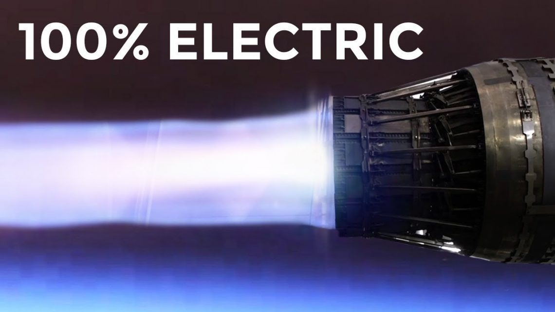 The Electric Plasma Jet Engines Will Change The Air Travel Forever