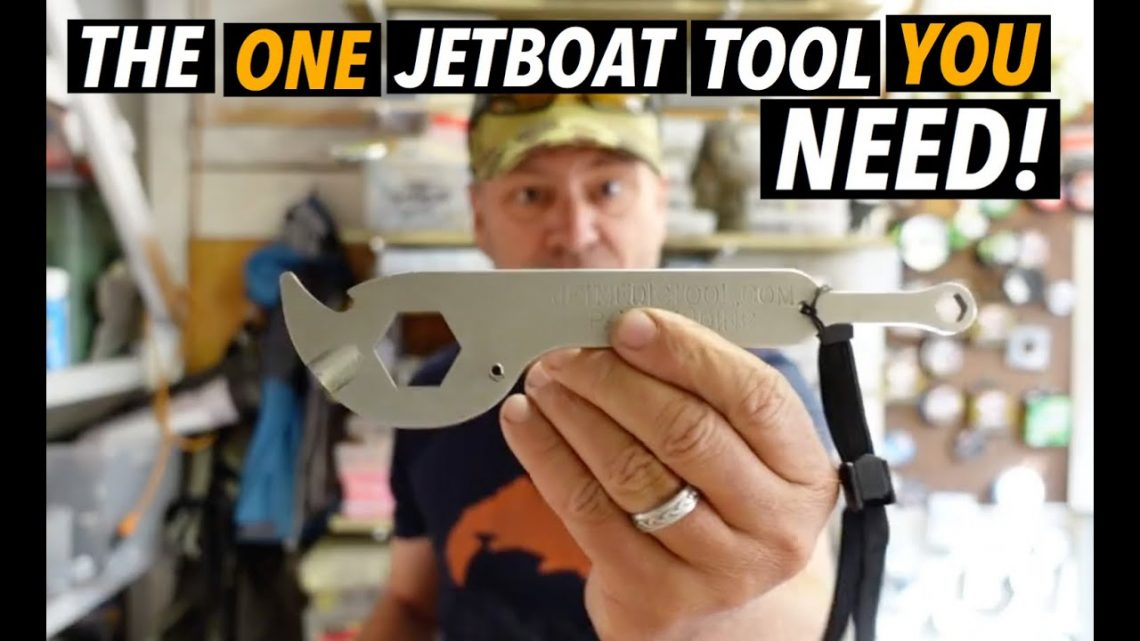 Got an outboard jet? You NEED this! (Jet Medic Tool)
