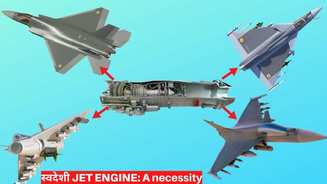 JET ENGINE: India Must develop an Engine Before AMCA, ORCA, TEDBF | too much dependency on US