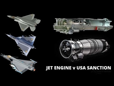 Jet Engine Options For TEDBF/ORCA + AMCA amid speculated S-400 deal penalty