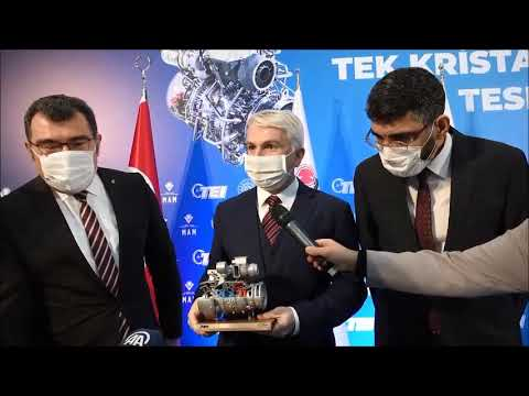Single crystal turbine wings technology – Manufacturing Processes of Jet Engine